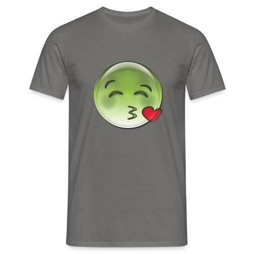 high emoji - Herre-T-shirt