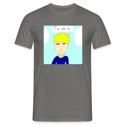 TomsYT Stæsj - T-skjorte for menn