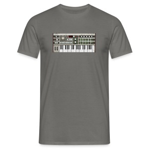Micro Synthesizer mkIII #TTNM - Men's T-Shirt