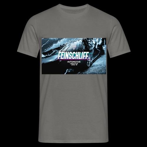 Feinschliff. Lambo Print - Männer T-Shirt