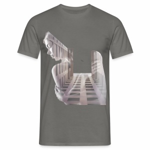 Lady House Exposure - Men's T-Shirt