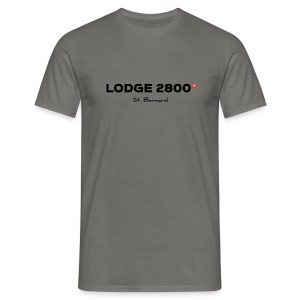 Lodge 2800 - T-shirt Homme