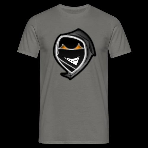 ghost svg - Männer T-Shirt
