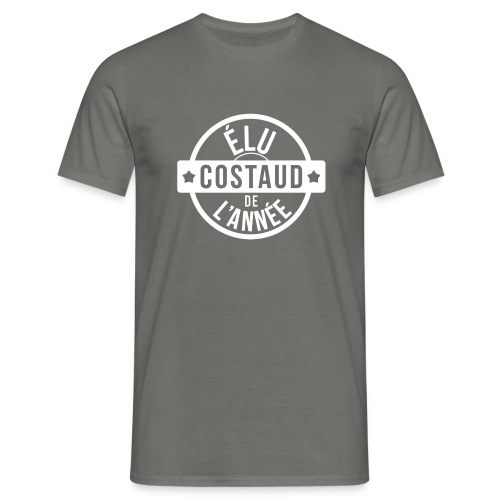Costaud de l'année - T-shirt Homme