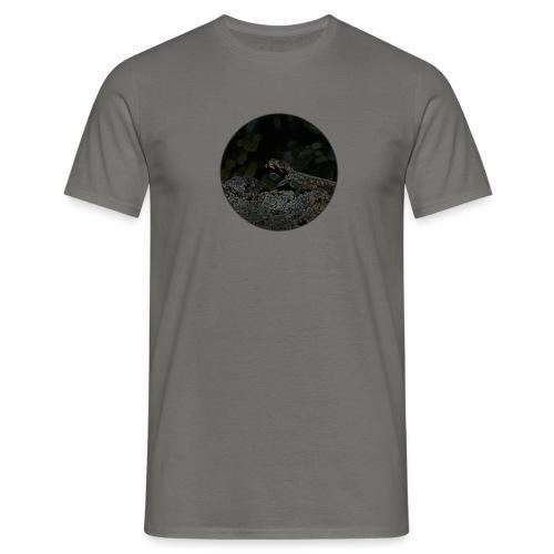 Freaky Lizard - Männer T-Shirt