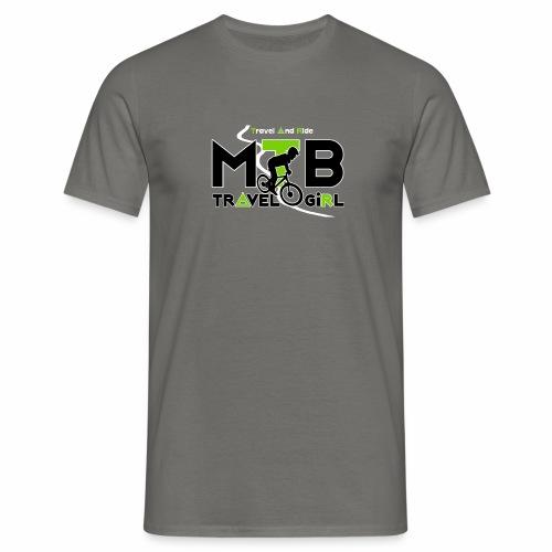 MTB Travel Girl - Männer T-Shirt