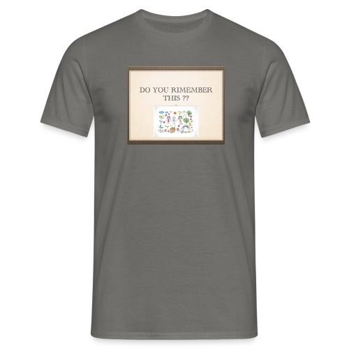 P1 - T-shirt Homme