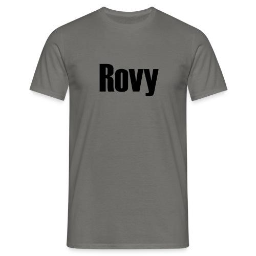 Rovy - Mannen T-shirt