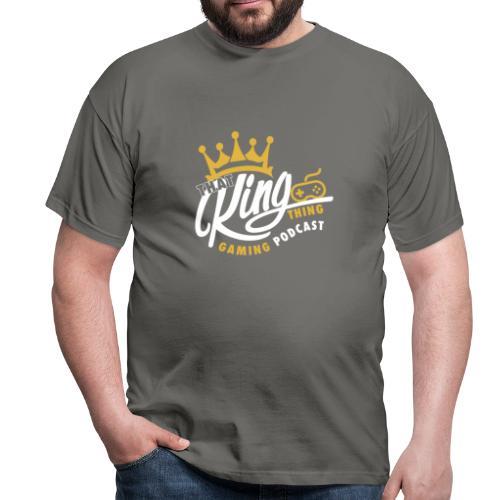 That King Thing Logo - Men's T-Shirt