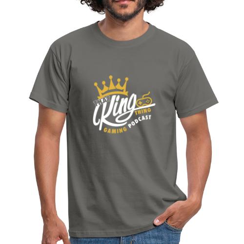 That King Thing Logo - Men's T-Shirt