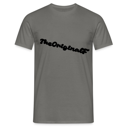 TheOriginalF - Männer T-Shirt