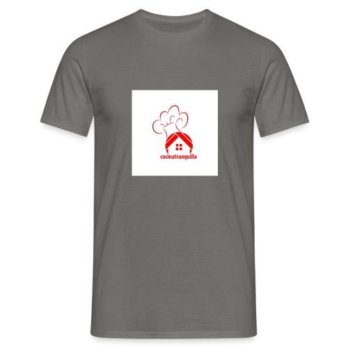 logo home chef - Maglietta da uomo