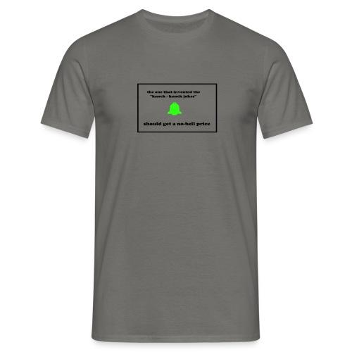 No-Bell - Mannen T-shirt