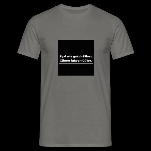 T-Shirt - Mannen T-shirt