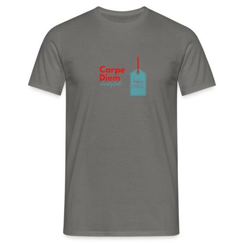 carpe diem - Maglietta da uomo