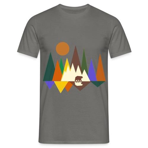 bos - Mannen T-shirt