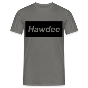 hawdee_logo_original - Men's T-Shirt