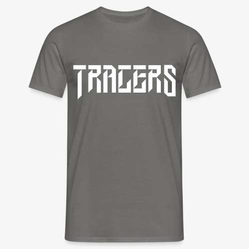 Tracers Blanc - T-shirt Homme