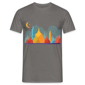Mosque Renbo - T-shirt herr