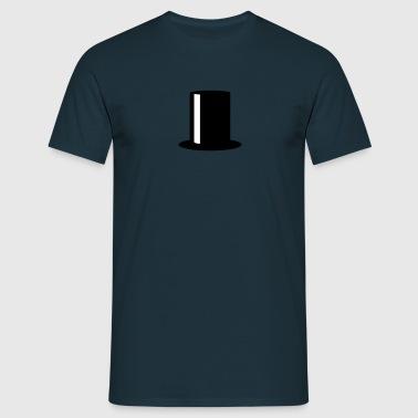 Top Hat - T-shirt herr