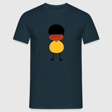 Funky Chick - Miesten t-paita