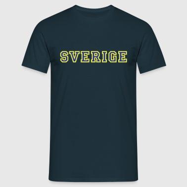 Sverige1 - T-shirt herr