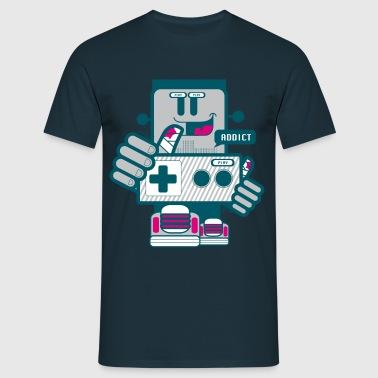 SÜCHTIG - Männer T-Shirt