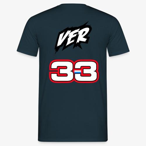 VER #33 - Mannen T-shirt