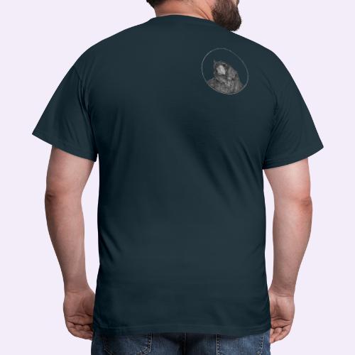 Tendo klein auf der Schulter - Männer T-Shirt