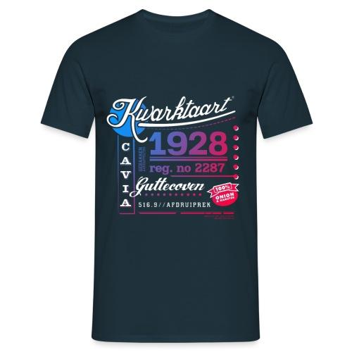 Kwarktaart - Mannen T-shirt
