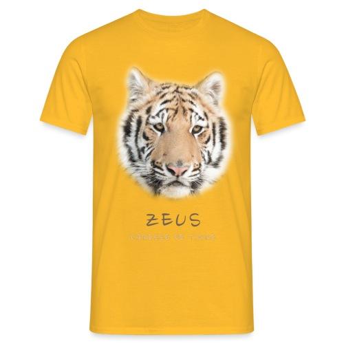 Zeus portrait - T-shirt Homme