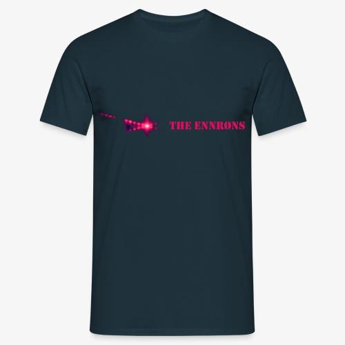 TheEnnrons redlight - Mannen T-shirt