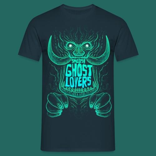 Demon King - T-shirt herr