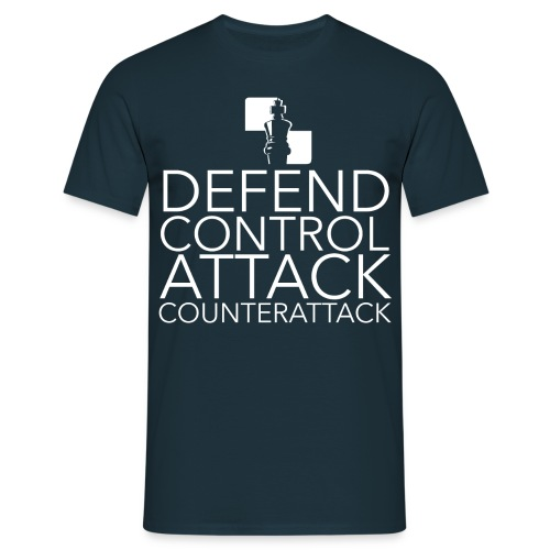 mi_Rico_DefendControl_02_ - Men's T-Shirt