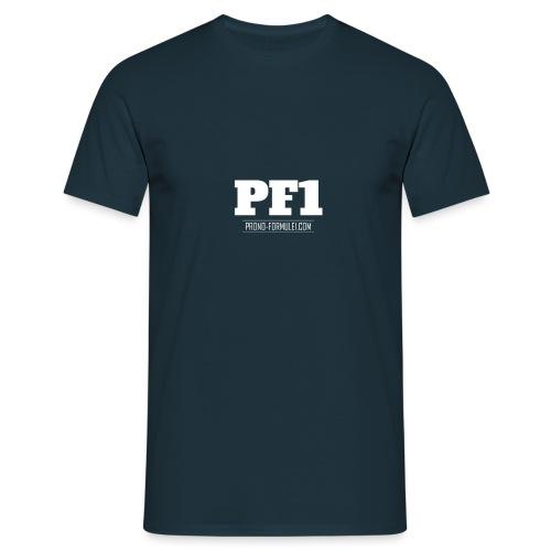T-shirt prono-formule1 - T-shirt Homme