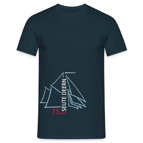 SeuteDeern75Jahre-Front - Männer T-Shirt