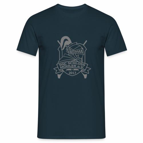 ritter_grün_möhler_final_ - Männer T-Shirt