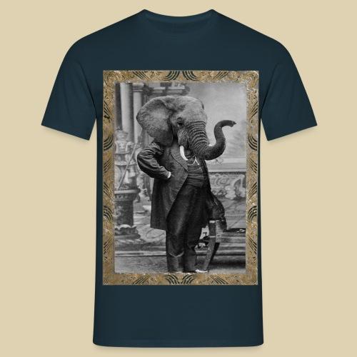 elephant man - Men's T-Shirt