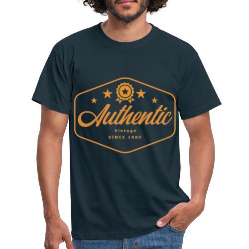 MonkeyShy authentic logo - T-shirt Homme