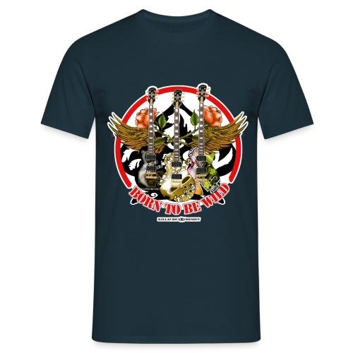 TZIK01 - T-shirt Homme