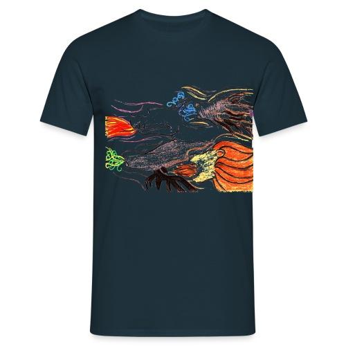 GOT BW gif - T-shirt Homme