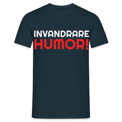 InvandrareHumor - T-shirt herr