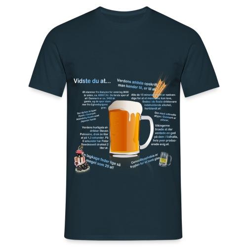 beer1 png - Herre-T-shirt