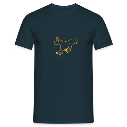 Vache comique - T-shirt Homme