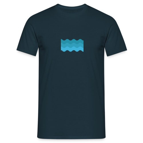 SEA | Waterflow - Männer T-Shirt