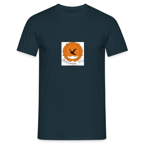 untitledpool - Men's T-Shirt