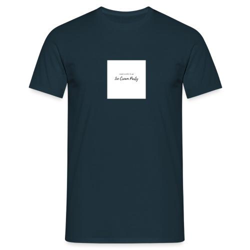 Ice Cream - Männer T-Shirt