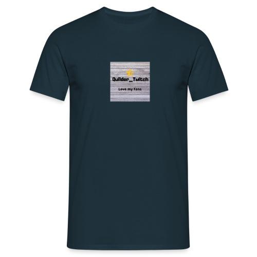 QuilderMerch - T-shirt herr