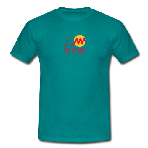 jMmerrougejaune - T-shirt Homme