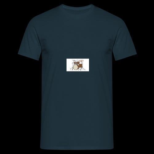 bongo cattttttttttt - Men's T-Shirt